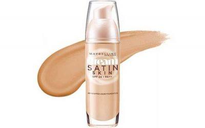 7 Best Maybelline Dream Satin Skin Liquid Foundation