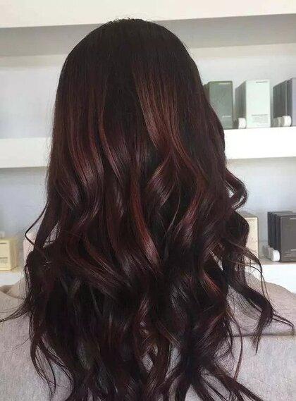 8. Rich Caramel Twists Hair