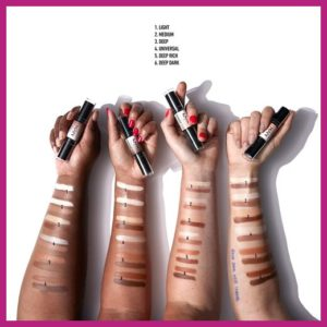 nyx professional makeup mineral stick foundation