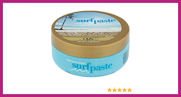 OGX Moroccan Surf Paste Review 2022