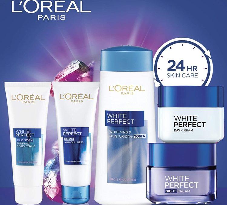 L'Oréal Paris White Perfect Products 2021