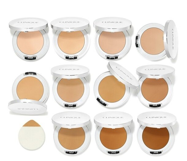 Review of Clinique Beyond Perfecting Powder Foundation Concealer