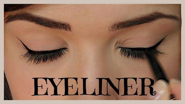 Gel vs Liquid Eyeliner Review