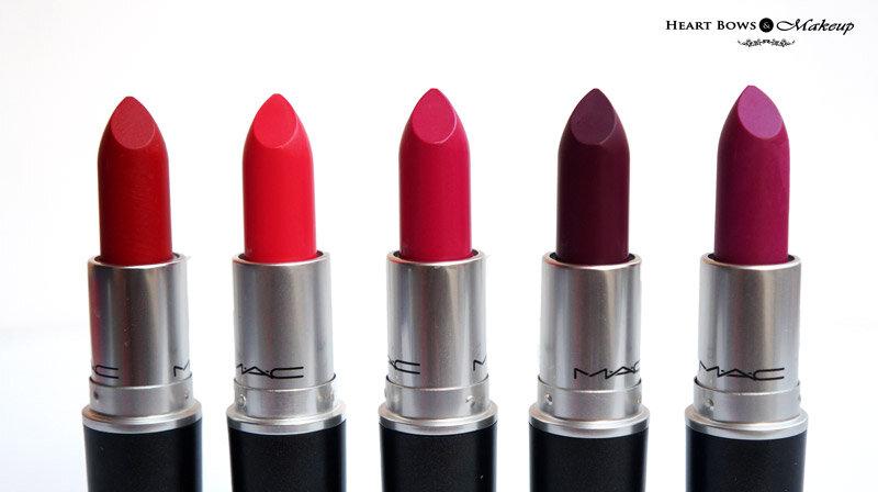 MAC Lipstick Price In India