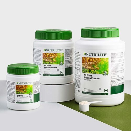 Review on Amway Nutrilite All Plant Protein Powder