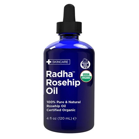 Review of Radha Beauty Rose Hip Oil