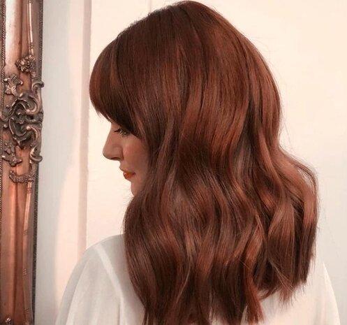 10 Best Cinnamon Cocoa Hair Color