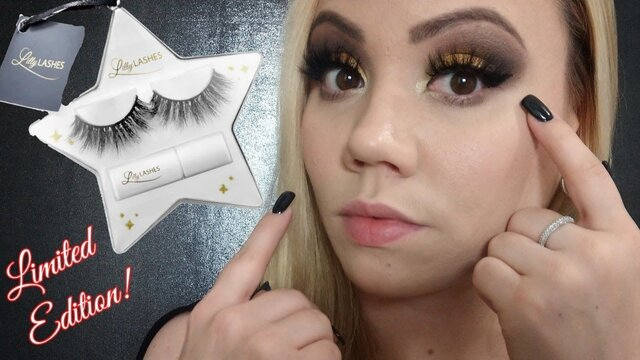 Lilly Lashes Miami Dupe Review