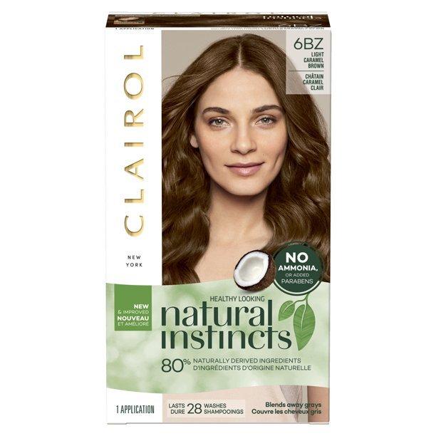 Clairol Demi Permanent Hair Color Review