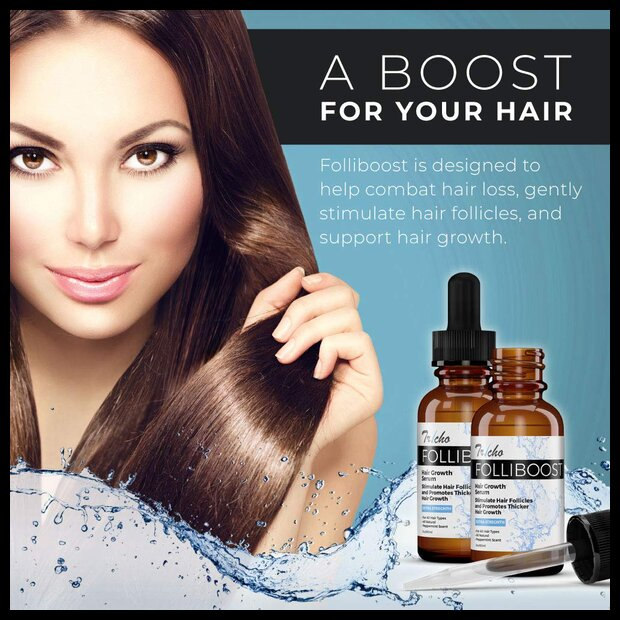 Folliboost Hair Growth Serum Review