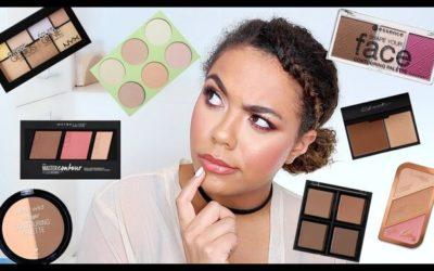 Best 6 Contouring Makeup Kit Target Review