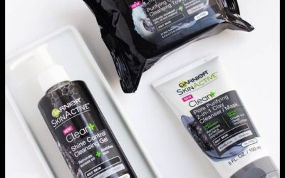 Garnier SkinActive Clean Blackhead Eliminating Scrub Review