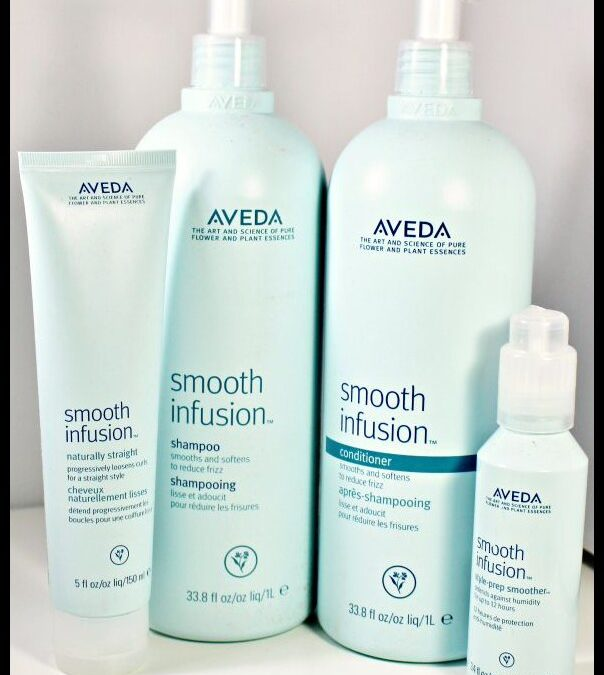 Aveda Smooth Infusion Shampoo Review